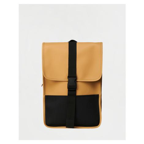 Hnedé pánske batohy na notebook