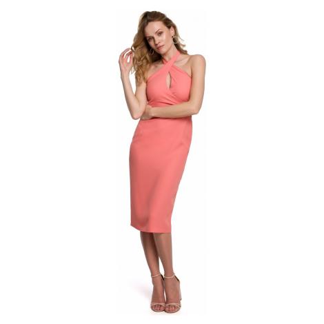 Makover Woman's Dress K043