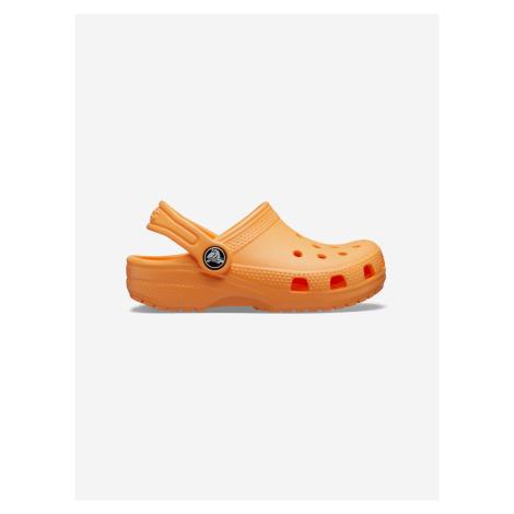 Classic Clog Crocs dětské Crocs Oranžová