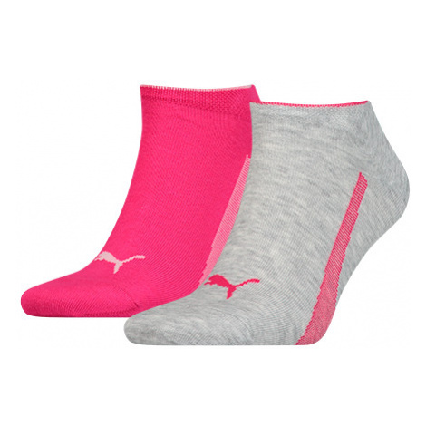 Puma SNEAKERS 2P UNISEX ružová - Ponožky