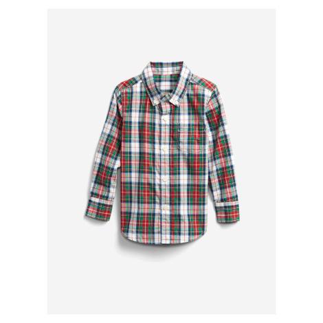 Košile dětská GAP Farebná