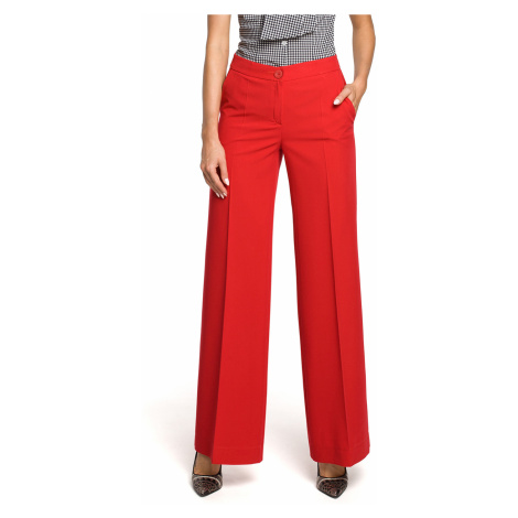 Červené nohavice M323 Moe