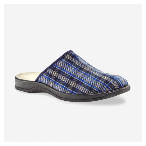 Blancheporte Široké papuče modrá
