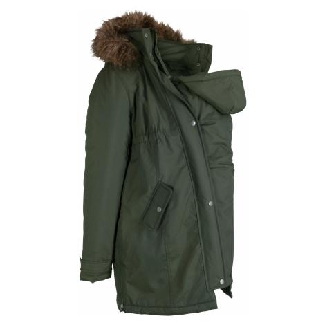 Tehotenská bunda/Bunda s nosičom bonprix
