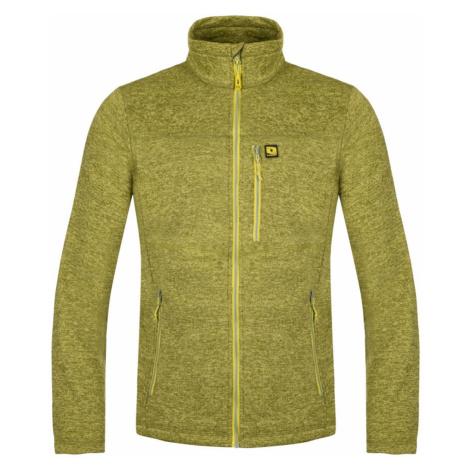 GRAHAM men's sweater green LOAP