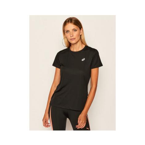 Asics Funkčné tričko Silver Ss 2012A029 Čierna Regular Fit