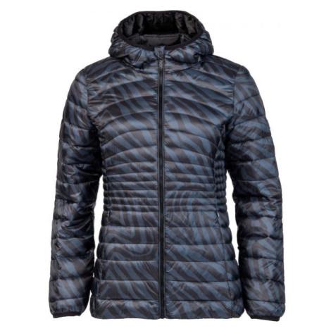Lotto BOMBER CORTINA PAD PRT 1 PL čierna - Dámska zimná bunda