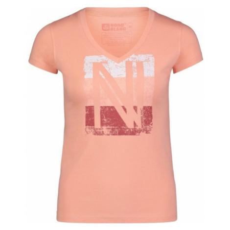 Dámske bavlnené tričko NORDBLANC coating NBSLT6739_ZAO