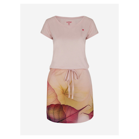 Alysa Šaty Loap Růžová