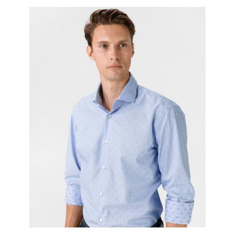 BOSS Gordon Košeľa Modrá Hugo Boss