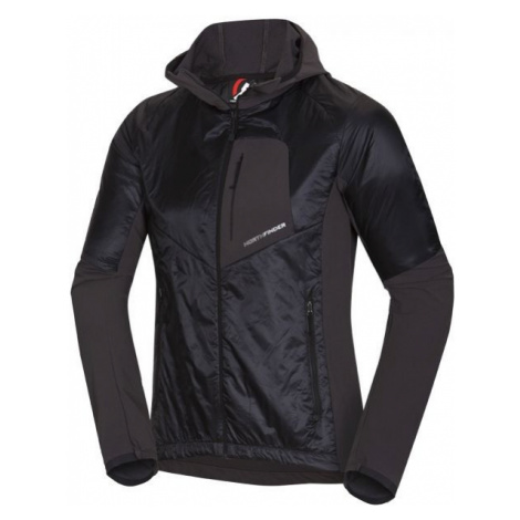 Northfinder RODRIGO čierna - Pánska bunda