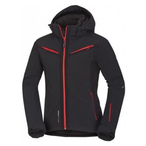 Northfinder DASHIELL čierna - Pánska lyžiarska bunda