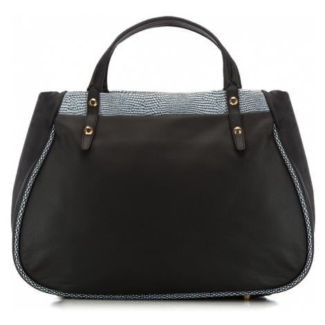 Kvalitná kožená kabelka 82-4E-010-1 Wittchen