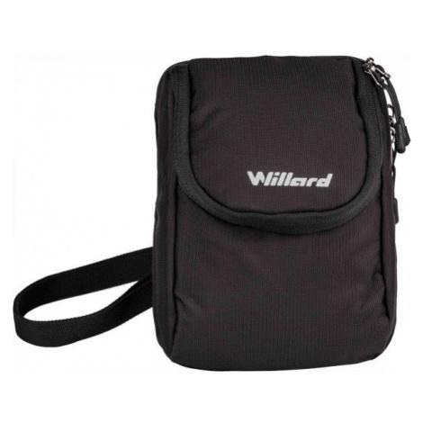 Willard RALF čierna - Cestovná taška na doklady