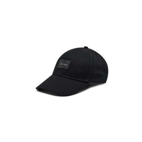 Calvin Klein Šiltovka Bb Cap K50K506730 Čierna