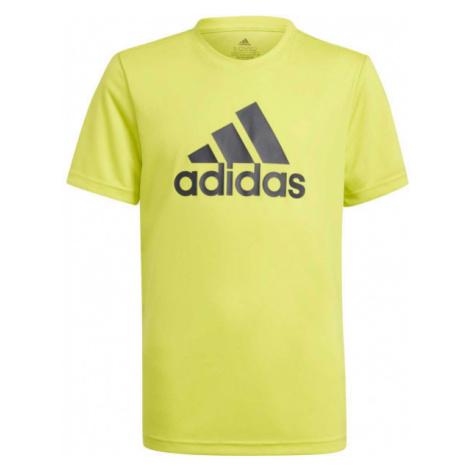 adidas BL TEE - Chlapčenské tričko