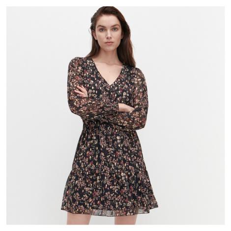 Reserved - Ladies` dress - Čierna