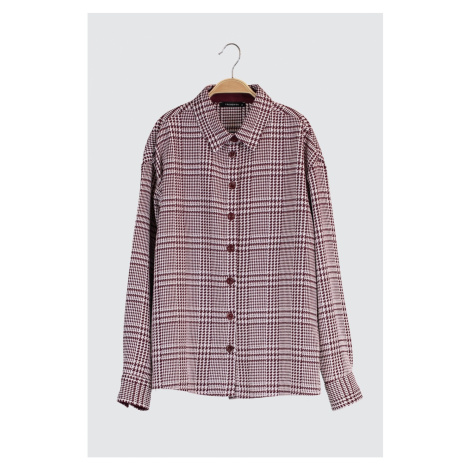 Trendyol MulticolorEd Checkered Shirt