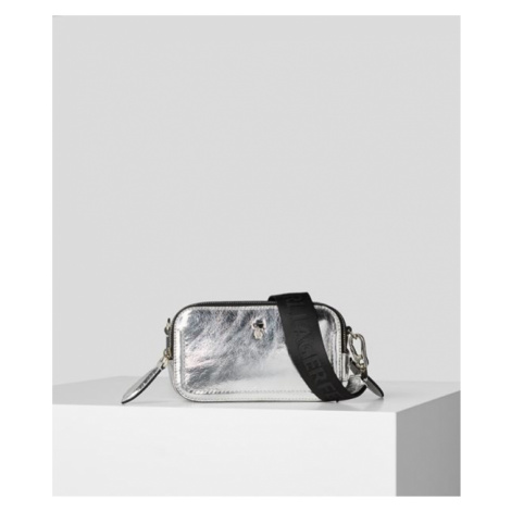 Kabelka Karl Lagerfeld Ikonik 3D Pin Camera Bag