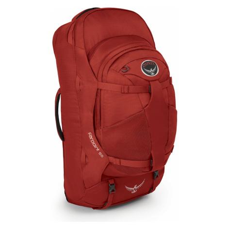 Cestovná taška pánska Osprey Farpoint 55