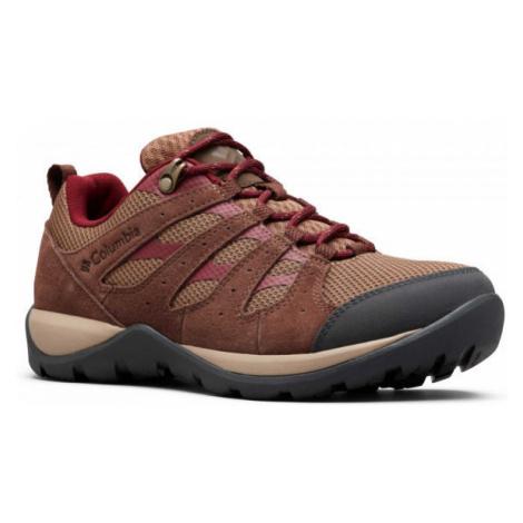 Columbia REDMOND V2 hnedá - Dámska outdoorová obuv