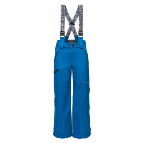 Spyder PROPULSION PANT modrá - Chlapčenské nohavice
