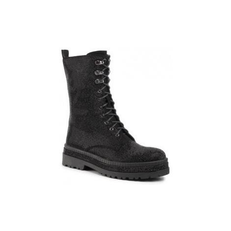 Eva Minge Outdoorová obuv EM-11-06-000359 Čierna