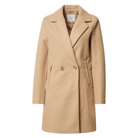 ICHI Zimný kabát  hnedá