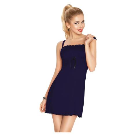 DKaren Woman's Slip Gaja Navy Blue