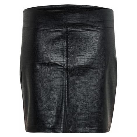 Noisy May Curve Sukňa 'LISSY'  čierna