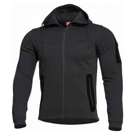 Mikina s kapucí PENTAGON® Pentathlon - černá