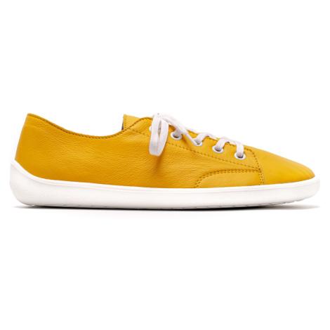 Barefoot tenisky Be Lenka Prime - Mustard 47