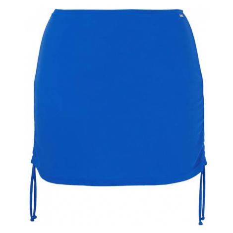 Pekná bikinová sukňa s prišitými nohavičkami