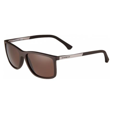 Emporio Armani Slnečné okuliare  hnedá
