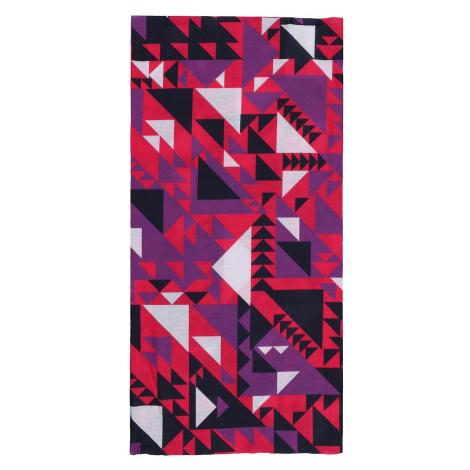 multifunctional scarf Printemp pink triangle Husky