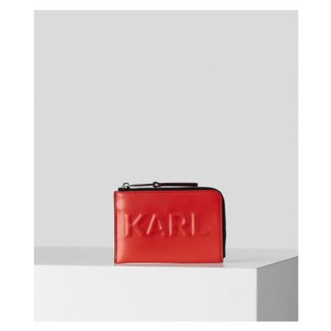 Púzdro Na Platobné Karty Karl Lagerfeld Karl Seven Emboss Folded Ch