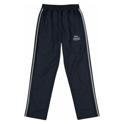 Lonsdale Tracksuit Pants Junior Boys Navy/Grey