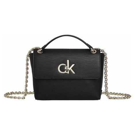 Calvin Klein Lock Crossbody Bag