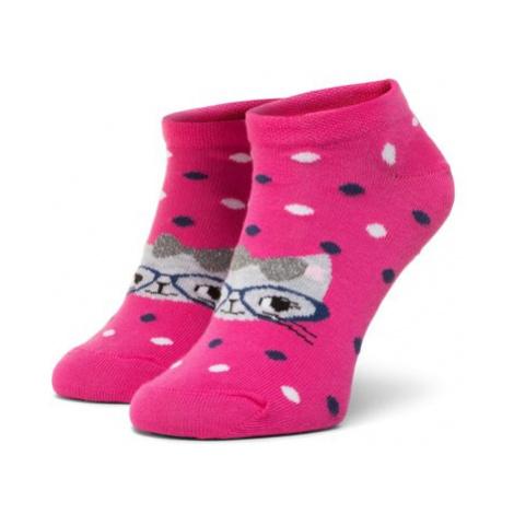 Ponožky Nelli Blu 16A5U210 r. 29/33 Polipropylen,Elastan,polyamid,bavlna