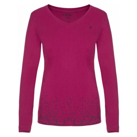 ANABEL women's t-shirt pink LOAP