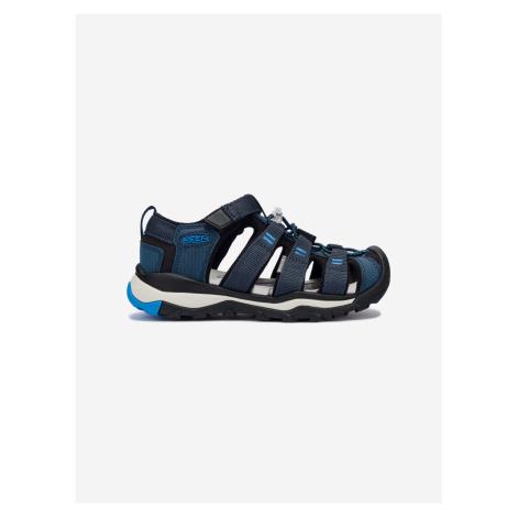 Newport Neo H2 Sandále dětské Keen Modrá
