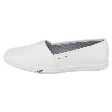 RIEKER Papuče  biela