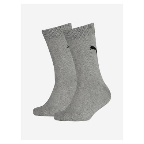 Ponožky Puma Easy Rider Jr 2 Pack Farebná