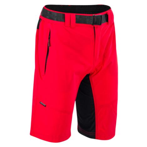Pánske MTB cyklistické nohavice Silvini Rango MP1616 red