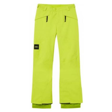 O'Neill PB ANVIL PANTS zelená - Chlapčenské lyžiarske/snowboardové nohavice