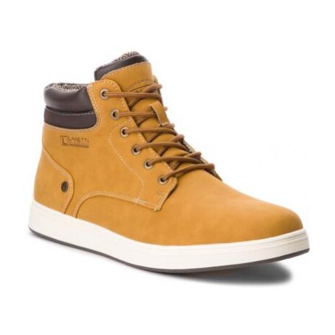 Šnurovacia obuv Lanetti MP07-171017-01BIG Imitácia kože/-Imitácia kože