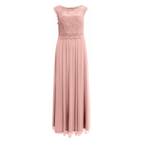 VILA Večerné šaty 'VILYNNEA'  ružová