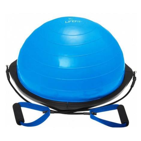 Balanční podložka LIFEFIT BALANCE BALL 58cm, modrá