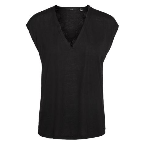 VERO MODA Tričko 'VMCARRIE'  čierna