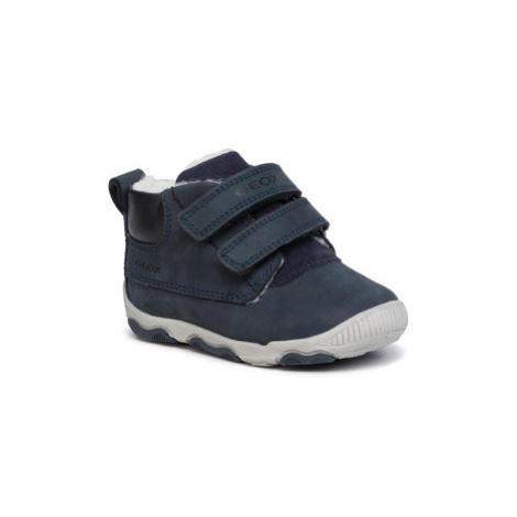Geox Šnurovacia obuv B N. Balu' B. B B940PB 03222 C4002 Tmavomodrá